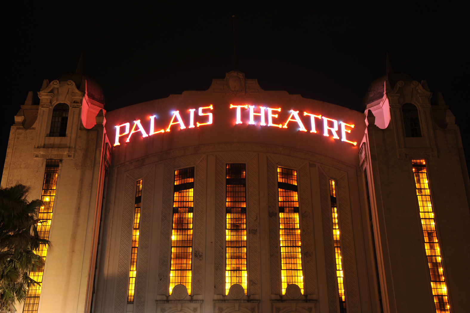 palais nice concert