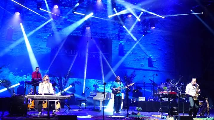 RogerHodgson com - Reviews - Festival de Carcassonne