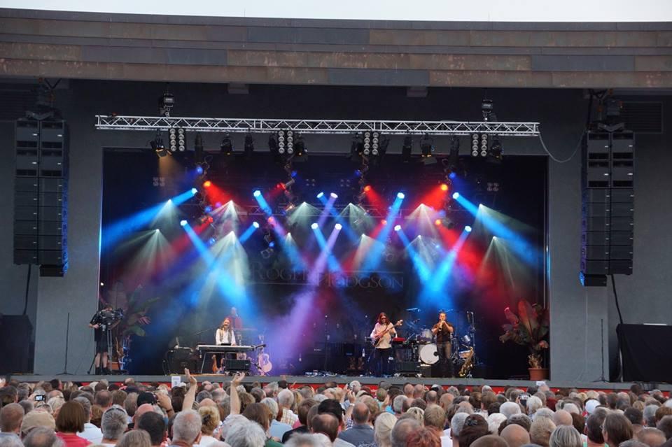 Roger Hodgson ~ Sauerlandpark ~ Hemer, Germany