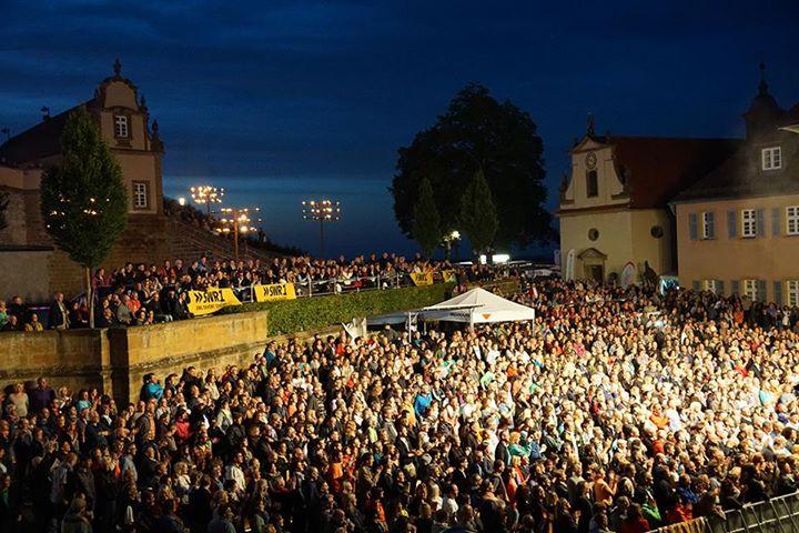 Roger Hodgson ~ Schloss Kapfenburg ~ Lauchheim, Germany