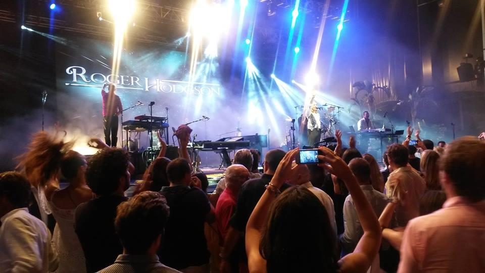 Roger Hodgson ~ Festival de Carcassonne ~ Carcassonne, France