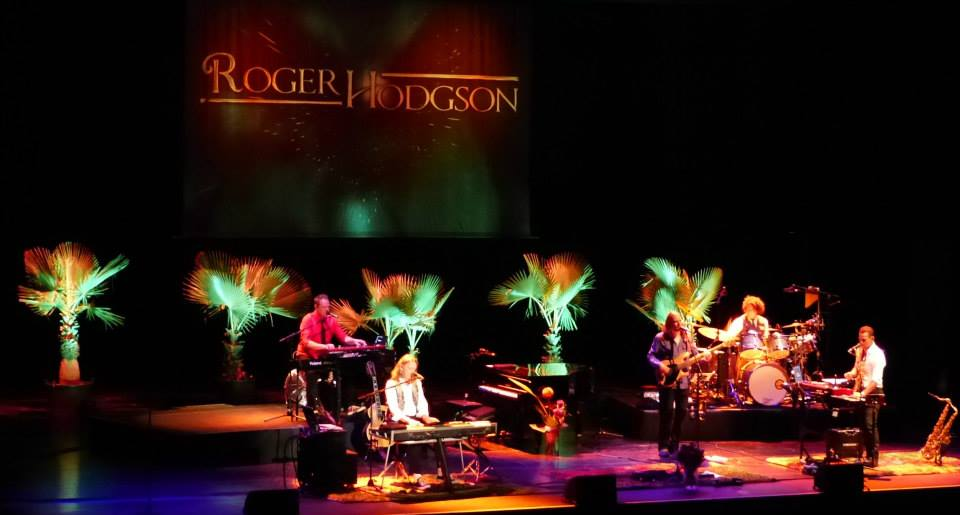 Roger Hodgson ~ Festival Castell de Peralada ~ Peralada, Spain